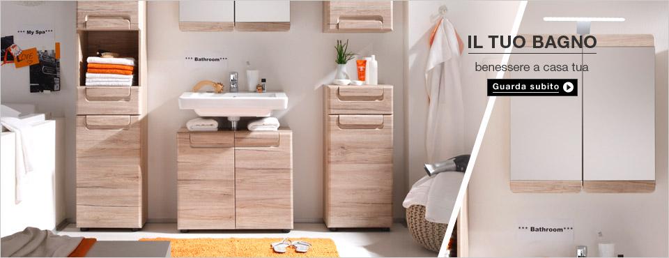 Offerte Mobili Bagno Viola : Un bagno funzionale e raffinato: arredalo ...