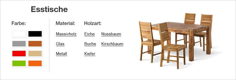 Finden Sie Ihren neuen Esstisch bei Home24