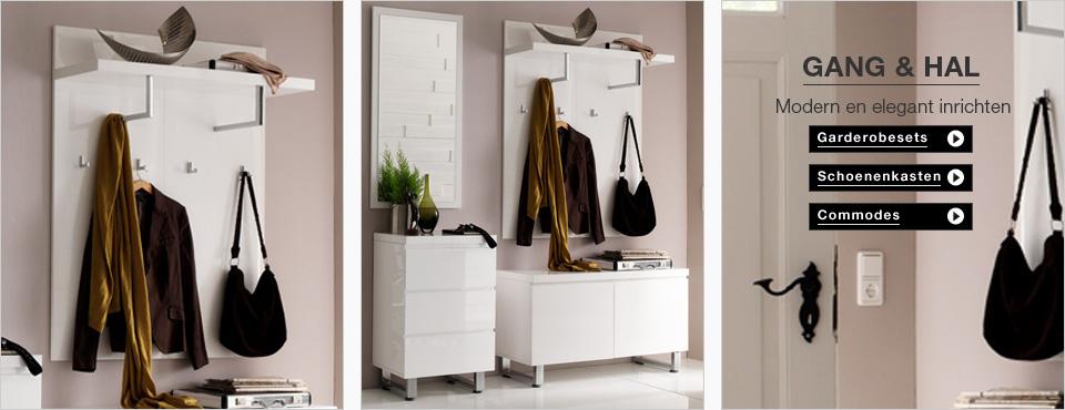 Koop hier je hal gang meubels online for Interieur ideeen gang