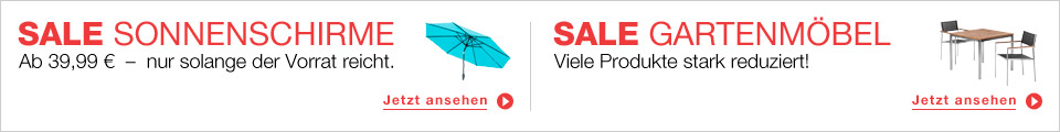 Gartenmöbel Online-Shop bei Home24 - SALE