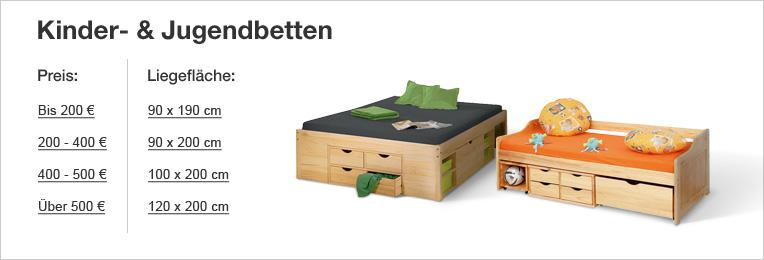 Kinder- & Jugendbetten Online-Shop bei Home24