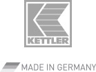 Logo schwarz weiss Kettler bei Home24
