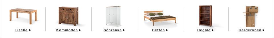 Der Massivholzmöbel Online-Shop %7C Home24