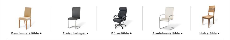 Stühle Online-Shop bei Home24