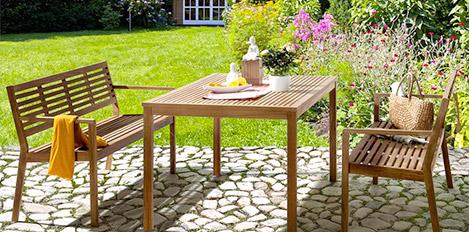 silva outdoor gartenm bel bequem online bestellen home24. Black Bedroom Furniture Sets. Home Design Ideas