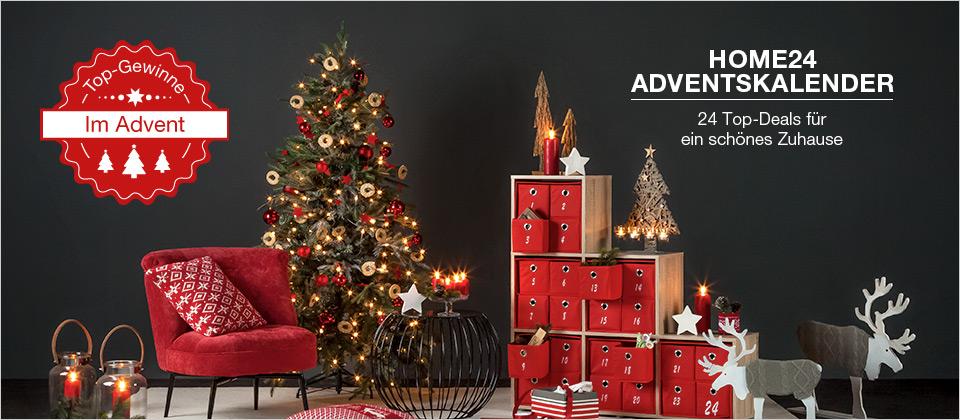 Der Home24 Adventskalender