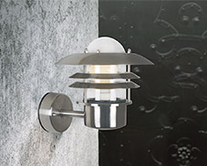 Illuminazione per esterni online su Home24