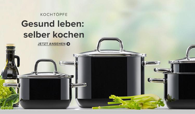 Kochtöpfe online bei Home24