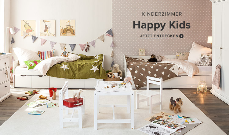 Kinderzimmer-Sets online bei Home24