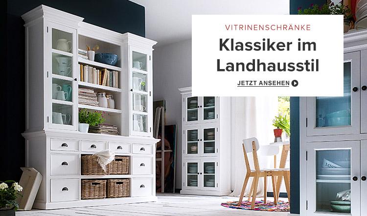 Schranke & Vitrinen online bei Home24