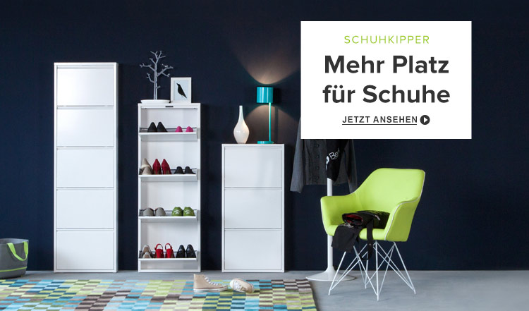 Schuhschränke online bei Home24