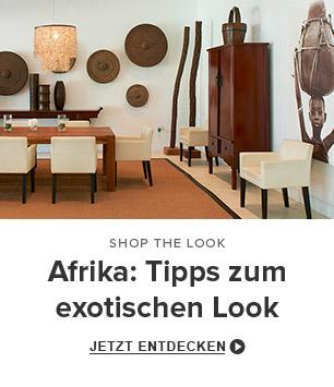 Fernweh Afrika: Tipps zum exotischen Look
