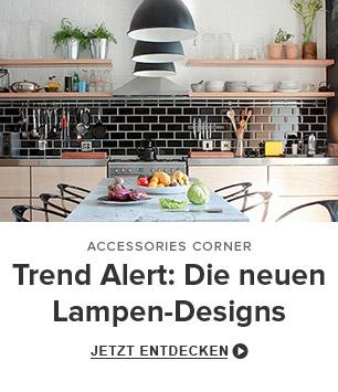 Trend Alert: Die neuen Lampen-Designs