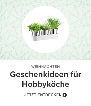 Geschenkideen für Hobbyköche
