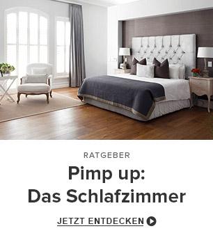 Pimp up: Das Schlafzimmer