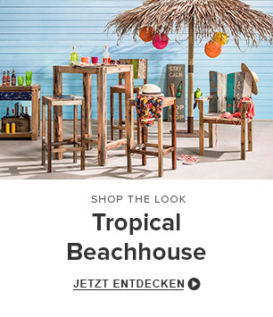 Tropical Beachhouse