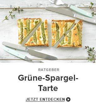 Grüne-Spargel-Tarte