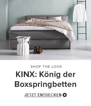 KINX: König der Boxspringbetten