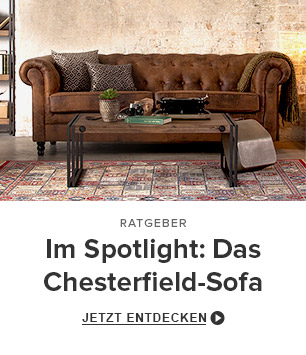 Das Chesterfield-Sofa