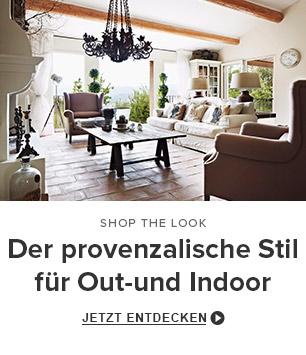 provenalische Stil für Out und Indoor