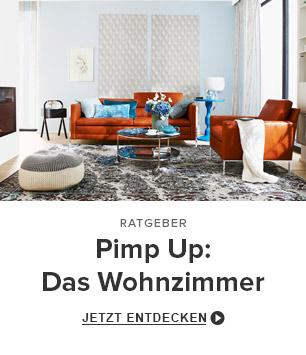 Pimp up: Wohnzimmer