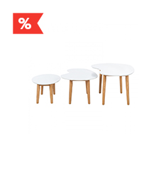 Tables basses en ligne au Home24