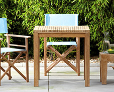Tables de jardin
