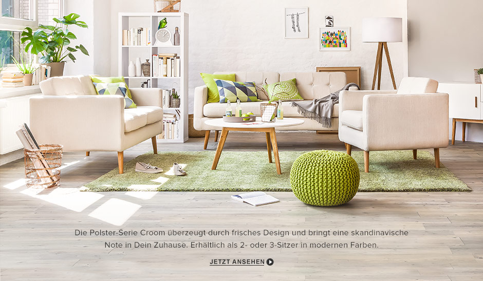 Sofa Croom online bei Home24.de