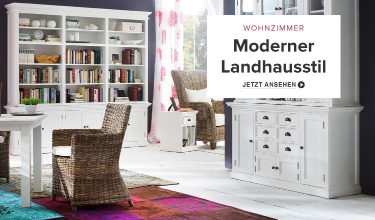 Wohnzimmermöbel online bei Home24