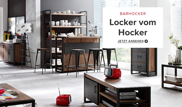 Barhocker online bei Home24