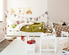 Chambres d'enfant & de bébé