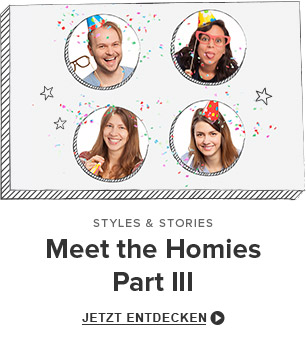 Meet the Homies - Part III