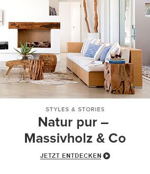 Styles und Stories Natur pur