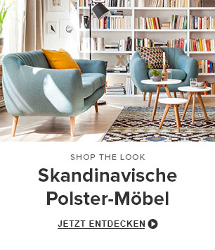 Shop the look Skandinavische Polstermöbel