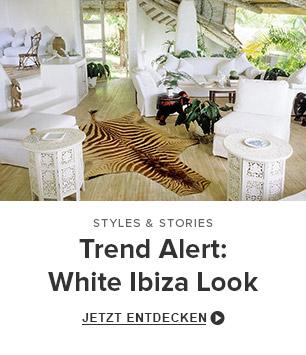 White Ibiza Look