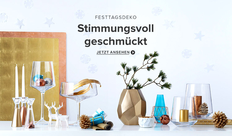 Weihnachtsaccessoires bei Home24