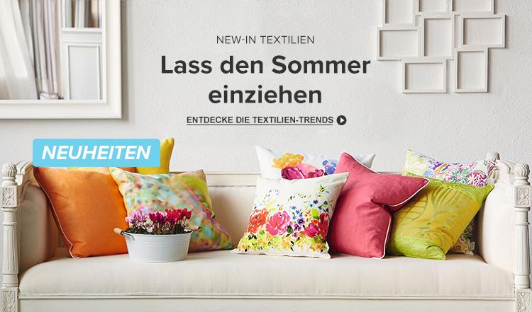 Sommer Textilien