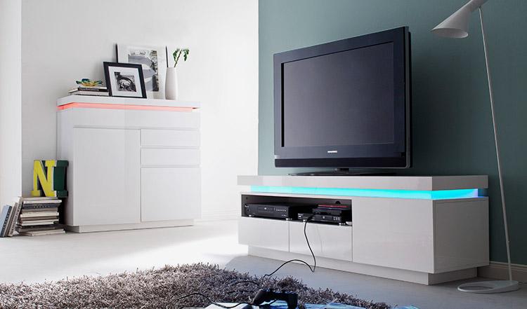 Meubles TV & multimédia  Meuble design pas cher  home24fr -> Tour Les Meuble De Tv