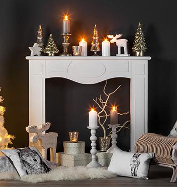 Weihnachtliches Zuhause