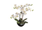 Pots de fleur & fleurs artificielles