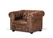 Chesterfield fauteuils