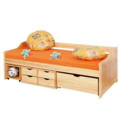 Kinderbett mit stauraum  Stauraumbetten | Kinderbett mit Stauraum online kaufen | home24