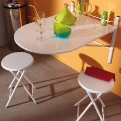 klapptische | praktische falttische für dein esszimmer | home24 - Klapptisch Für Küche