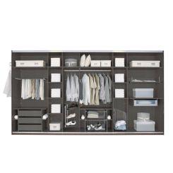 Schwebetürenschrank innen  Kleiderschranke-Zubehör | Schrankzubehör online kaufen | home24