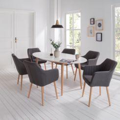 Drehstuhl esstisch  Esszimmerstühle | Essstühlen jetzt online bestellen | Home24