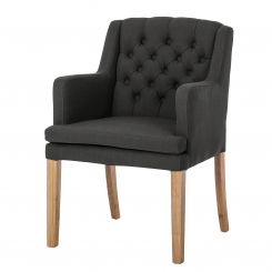 Schreibtischstuhl ohne rollen  Bürostühle | Stühle mit & ohne Rollen einfach online kaufen | home24