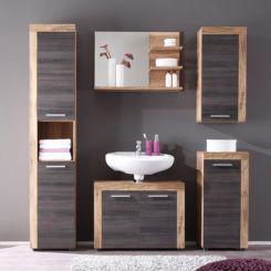 Badezimmer set holz  Badezimmer-Sets | Kaufe dein Badmöbel Set bequem online | Home24