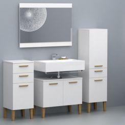 Badschrank weiß stehend  Midischränke | Bad-Midischrank jetzt online kaufen | Home24