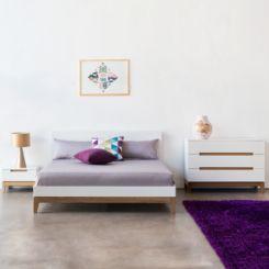 Einzelbett weiß 100x200  Betten | Kaufe dein Bett fürs Schlafzimmer einfach online | home24