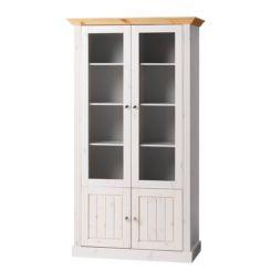 armadi e vetrine | scegli il mobile vetrina per il tuo salotto ... - Vetrine Per Soggiorno Moderno